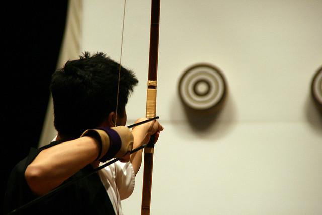 Instinctive Archery Basics And Technique