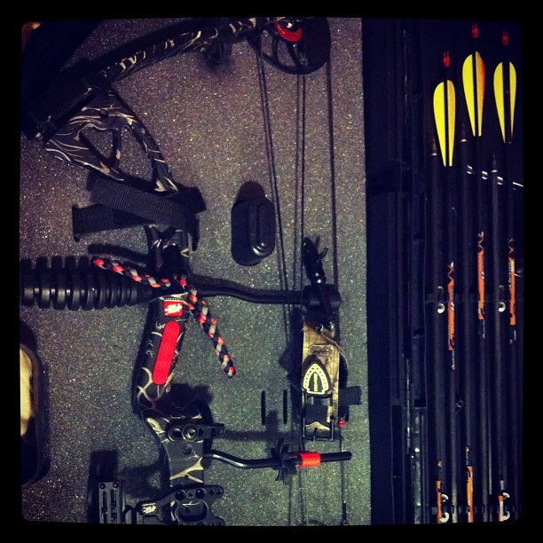 Compound Bow Cases:  Features you want
