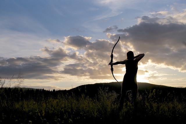 Instinctive Archery Help