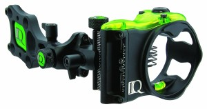 5 pin bow sight