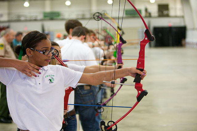 National Archery In The Schools Program