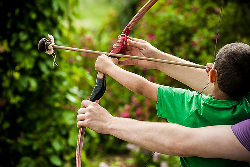5 Tips on How To Start Archery For Kids