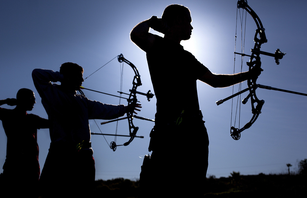Choosing your First Bow and Arrow
