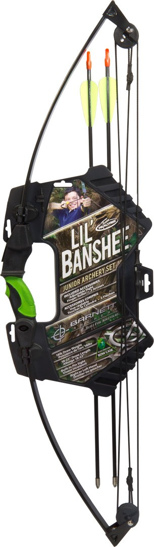The Lil Banshee Bow Review