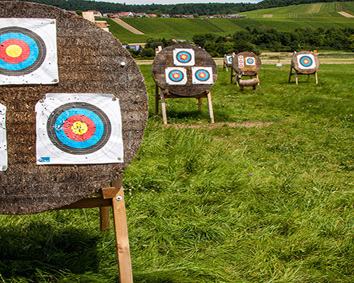 Finding Archery Range Near Me